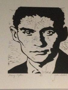 Franz Kafka by John Sokol