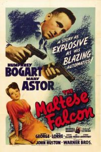 The Maltese Falcon directed by John Huston