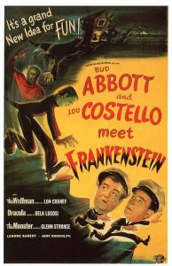 Abbott Costello Meet Frankenstein