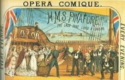 HMS Pinafore by Gilbert and Sullivan