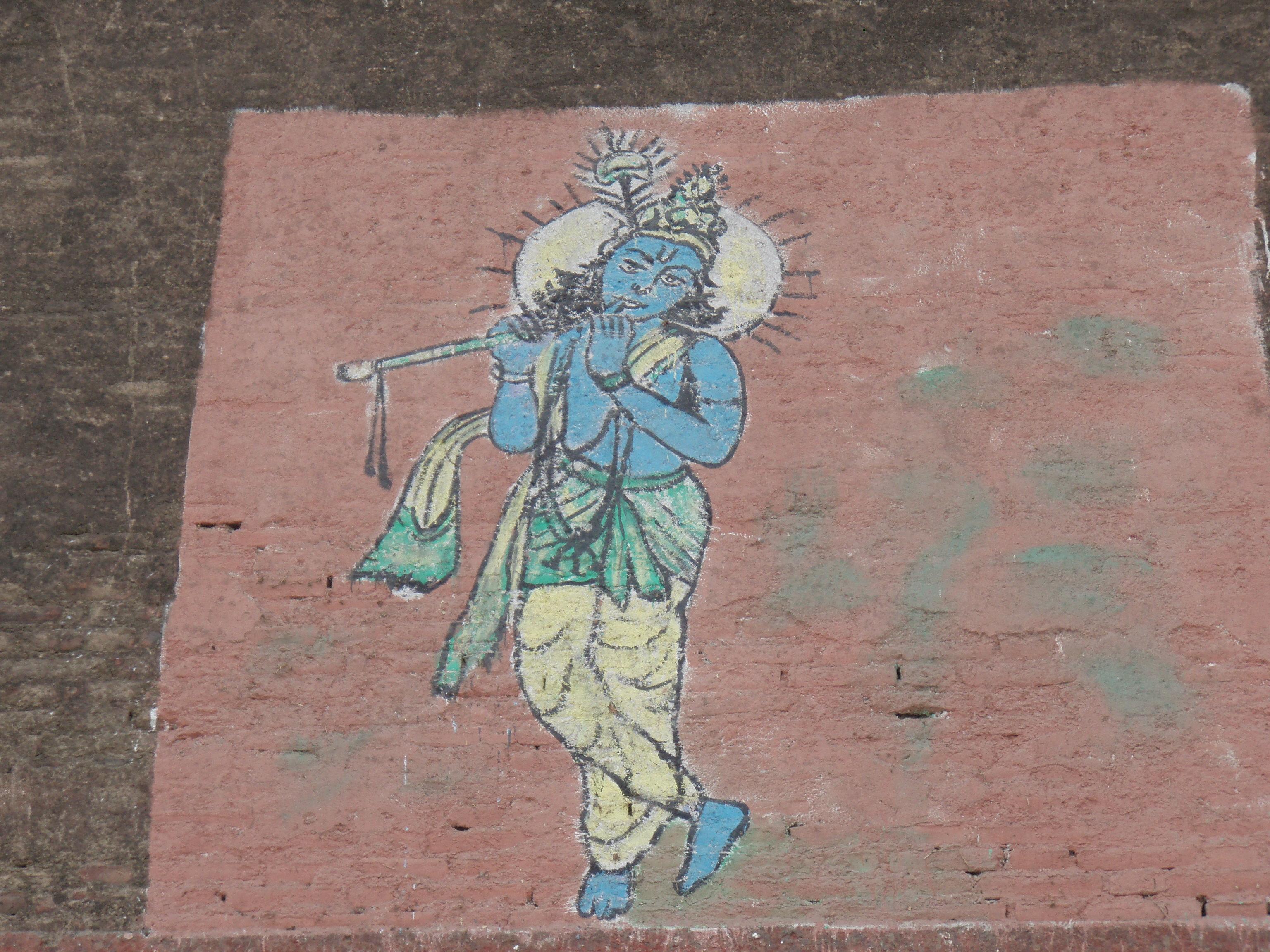 Varanasi and nearby Sarnath